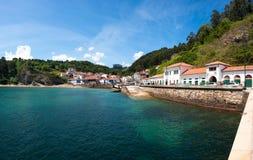 Tazones, Asturie, Spagna Immagine Stock Libera da Diritti