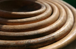 Tazones de fuente Imagen de archivo