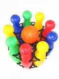 Tazones de fuente del juguete Imagenes de archivo