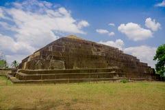 Tazumal mayan ruins in El Salvador, Santa Ana Royalty Free Stock Photos