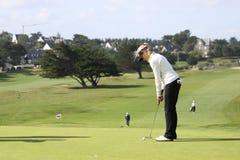 Tazza 2011 di golf di Boyles Dinard (INGLESE) Immagini Stock Libere da Diritti