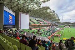 Tazza asiatica 2015 di AFC Fotografia Stock Libera da Diritti