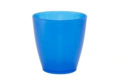 Tazza blu. fotografie stock libere da diritti