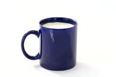 Tazza blu scuro Fotografia Stock Libera da Diritti