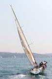 Tazza Bosphorus 2011 di navigazione dell'accumulazione di W Fotografia Stock