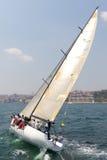 Tazza Bosphorus 2011 di navigazione dell'accumulazione di W Immagine Stock