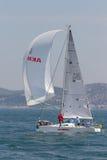 Tazza Bosphorus 2011 di navigazione dell'accumulazione di W Immagini Stock