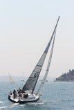 Tazza Bosphorus 2011 di navigazione dell'accumulazione di W Fotografie Stock