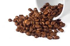Tazza con il cofee Immagini Stock Libere da Diritti