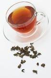 Tazza con tè Immagini Stock Libere da Diritti