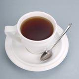 Tazza con tè caldo Immagini Stock