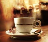 Tazza da caffè Immagini Stock