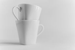Tazza da caffè Fotografia Stock Libera da Diritti
