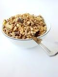 Tazza dei cereali Immagine Stock