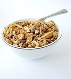 Tazza dei cereali Immagini Stock