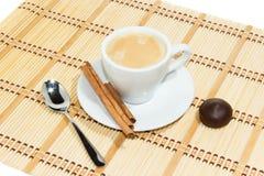 Tazza del caffè del caffè espresso Immagine Stock