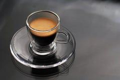 Tazza del caffè espresso Immagini Stock