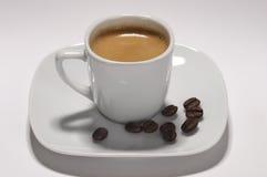 Tazza del caffè espresso Fotografia Stock