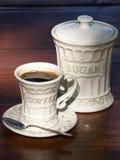 Tazza del cofee Fotografia Stock Libera da Diritti