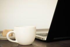 Tazza del cofee Immagini Stock