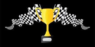 Tazza del trofeo Immagini Stock
