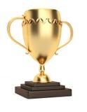 Tazza del vincitore Immagine Stock