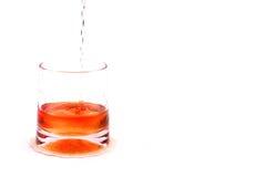 Tazza del whisky Fotografie Stock