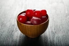 Tazza dell'uva marcia Fotografia Stock