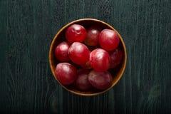 Tazza dell'uva marcia Immagini Stock Libere da Diritti