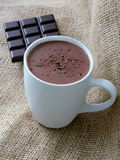 Tazza di cacao Immagini Stock Libere da Diritti