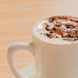 Tazza di cacao immagini stock
