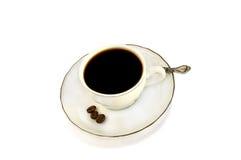 Tazza di caffè. Fotografia Stock