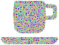 Tazza di caffè Immagini Stock Libere da Diritti