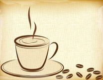 Tazza di caffè illustrazione di stock