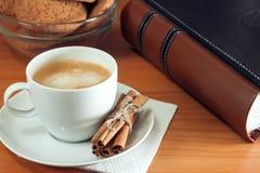 Tazza di caffè Fotografia Stock Libera da Diritti