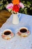 Tazza di caffè. 23 Fotografia Stock Libera da Diritti