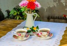 Tazza di caffè. 24 Fotografia Stock Libera da Diritti