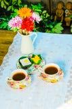 Tazza di caffè. 25 Fotografia Stock