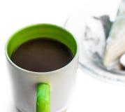 Tazza di caffè. Immagini Stock Libere da Diritti