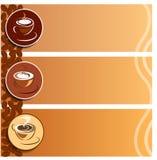 Tazza di caffè 3 illustrazione di stock