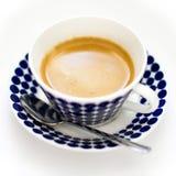 Tazza di caffè Fotografie Stock