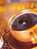 Tazza di caffè caldo Immagine Stock Libera da Diritti