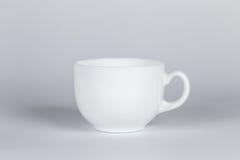 Tazza di caffè dell'entrata Fotografie Stock