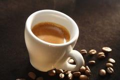 Tazza di caffè espresso Immagini Stock Libere da Diritti