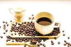 Tazza di caffè espresso Immagine Stock Libera da Diritti