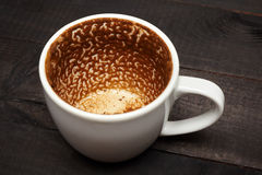 Tazza di caffè greca immagine stock