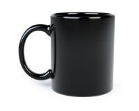 Tazza di caffè isolata Immagini Stock