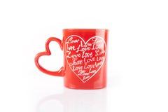 tazza di caffè piacevole Immagine Stock Libera da Diritti