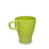 Tazza di caffè verde Fotografia Stock
