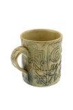 Tazza di ceramica Immagine Stock Libera da Diritti